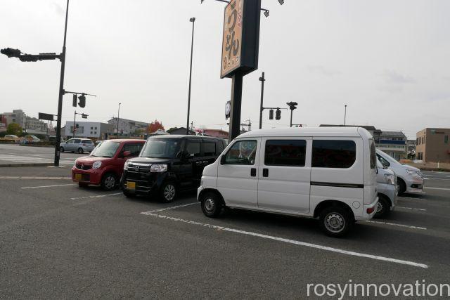 くぅちゃん3 駐車場