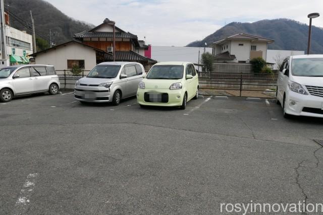 花のれん3 駐車場