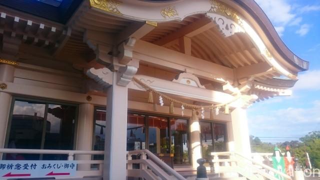 岡山神社9 参拝