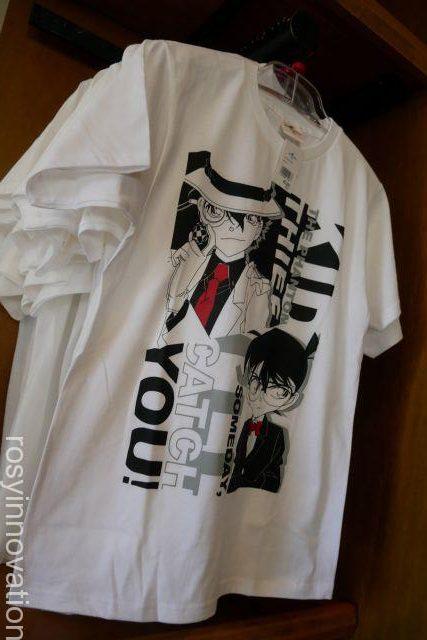 コナングッズ20191 Tシャツ