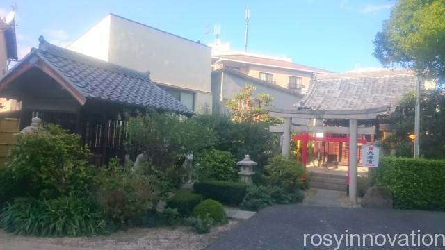 岡山神社14 散策