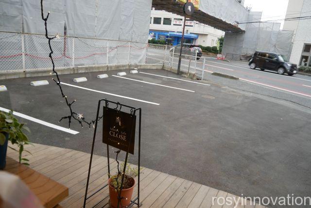 ホトトギスファームカフェ3 駐車場