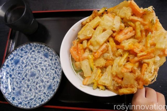 香川製麺てまり8 かき揚げ天