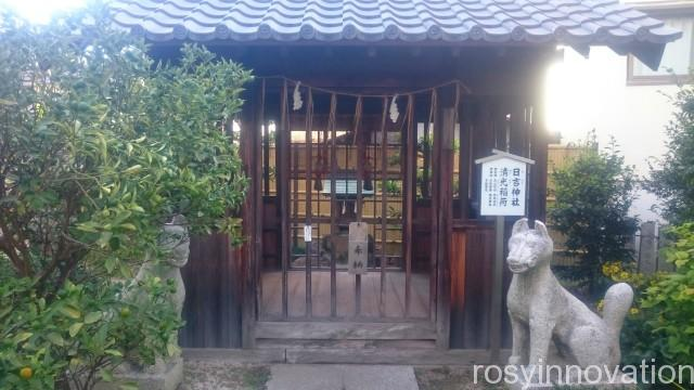 岡山神社15 散歩