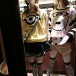 【USJ】双子コーデ冬~春☆お揃いでユニバ!セサミが人気♪