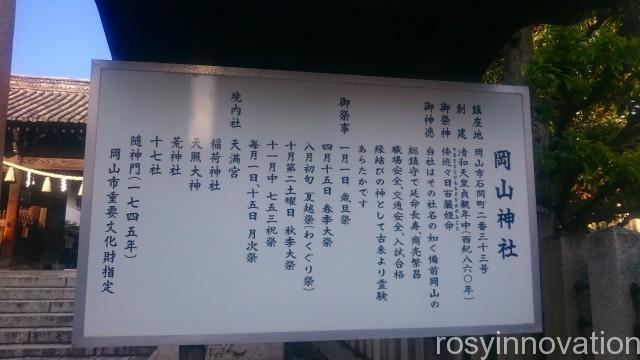 岡山神社10 由来