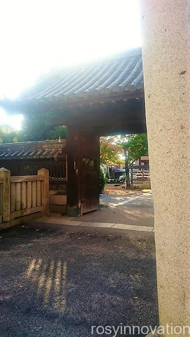 伊勢神社3 門