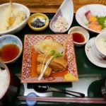 【岡山グルメ】花のれん☆高梁市で日本料理定食ランチ