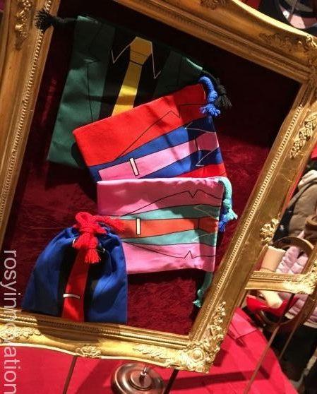ルパン三世グッズ17 巾着袋