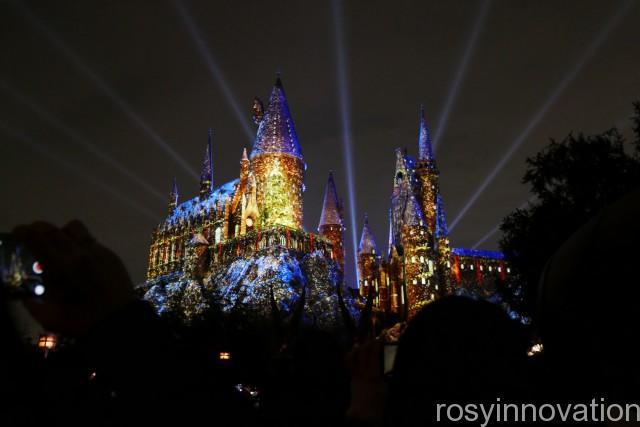 ハリーポッターキャッスルショー2019春概要 クリスマスマジカルナイト