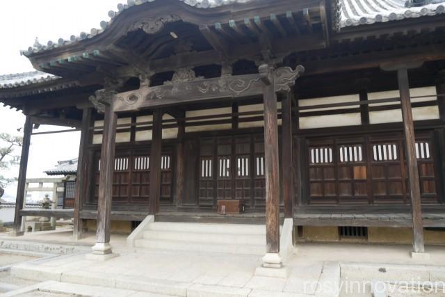 観龍寺4 本堂
