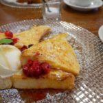 【岡山グルメ】203cafe☆問屋町かわいいカフェでフレンチトースト