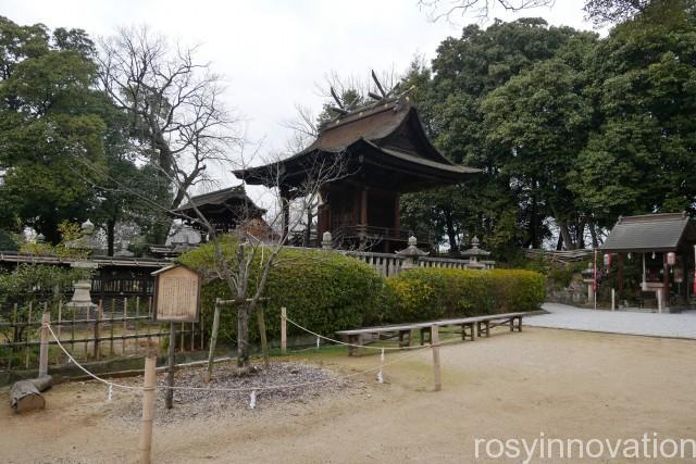 阿智神社9 散歩