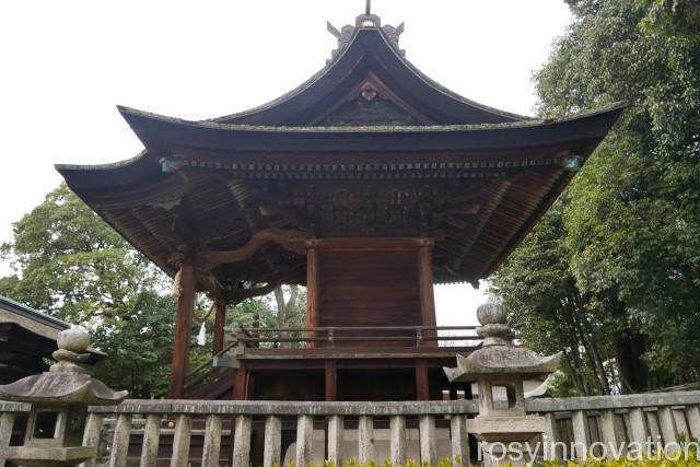 阿智神社14 本堂