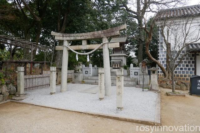 阿智神社12 稲荷神社
