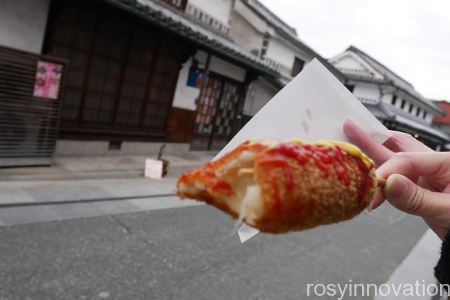 倉敷チーズドッグ6 感想