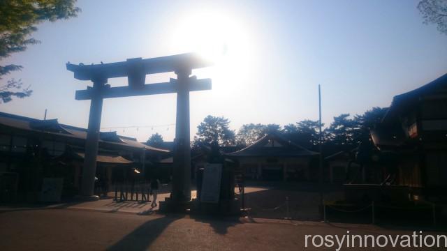 広島護国神社3 鳥居
