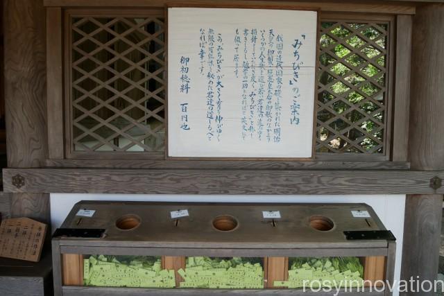 吉備津神社25 おみくじ