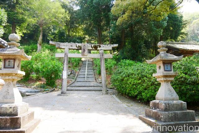 吉備津神社15 鳥居