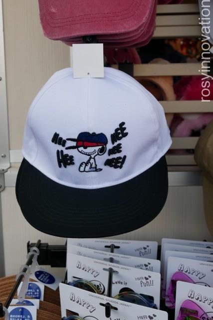 1USJ帽子20198 スヌーピーキャップ