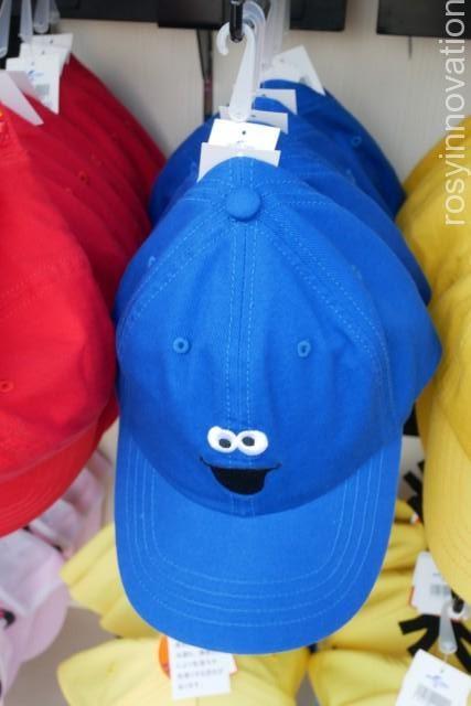 USJ帽子20193 クッキーモンスター