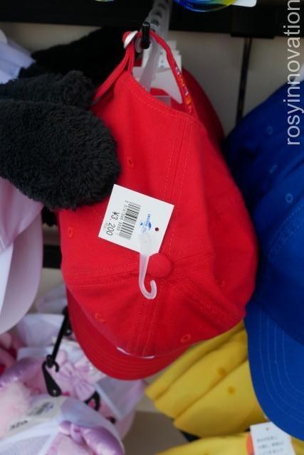 USJ帽子20192 エルモ