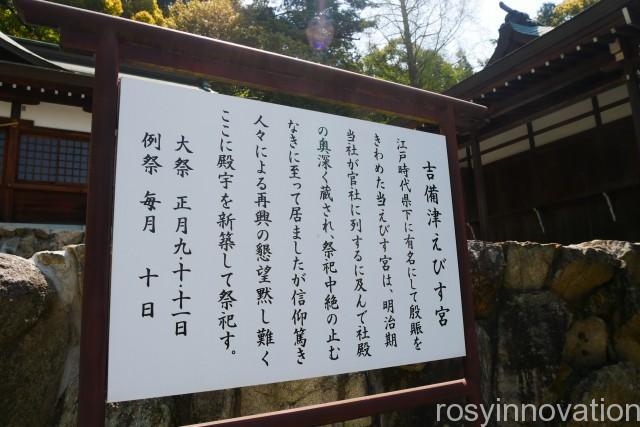 吉備津神社13 見学