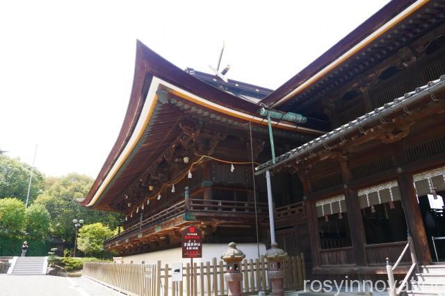 吉備津神社17 本堂