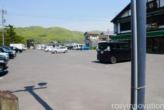 吉備津神社2 駐車場