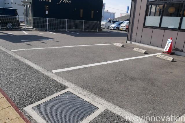たぬき屋4 駐車場