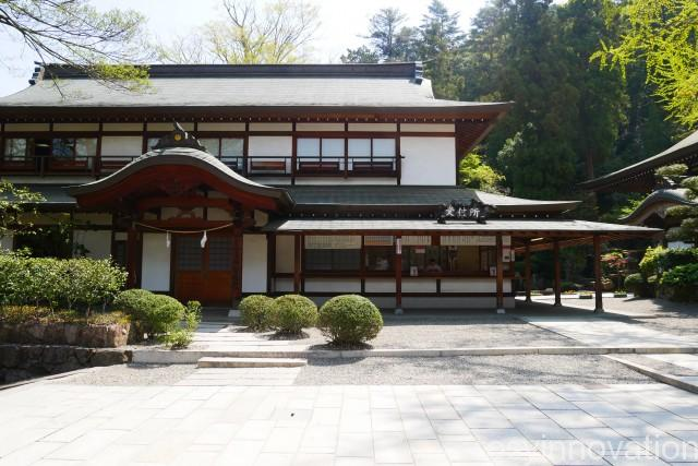 吉備津神社31  社務所