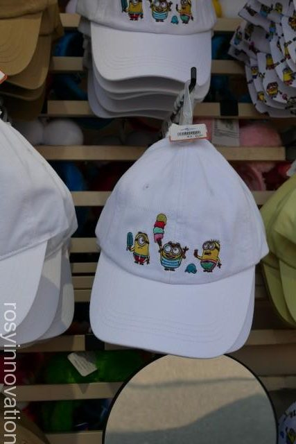 USJ帽子201913 ミニオンズ
