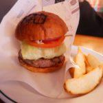 【岡山グルメ】Cafe&Diner KAG☆倉敷駅近くハンバーガーランチ