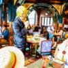 【USJ】サンジの海賊レストラン2019メニューや予約,当日券は?口コミや時間と場所も