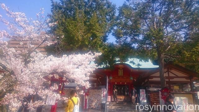 金光稲荷神社(広島)12 紅