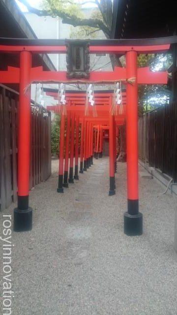 堀越神社8 稲荷神社