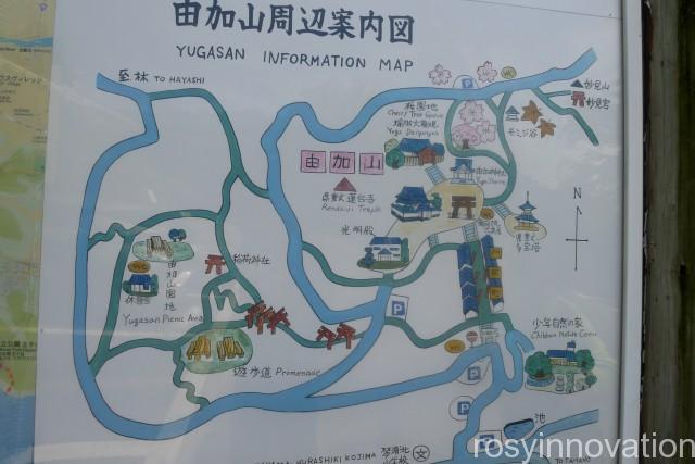 由加神社1 場所 地図マップ