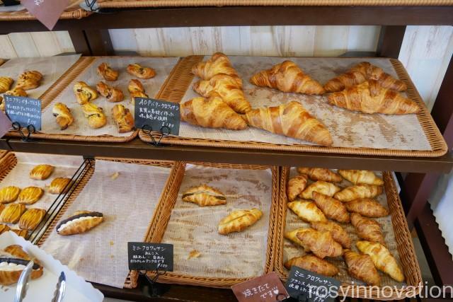 ポピーcafe6 パンの種類