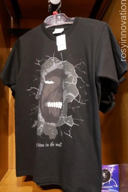 ★進撃の巨人グッズ追加2 Tシャツ