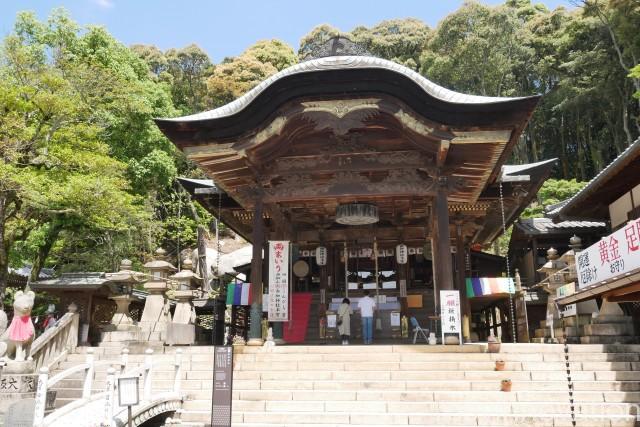 由加神社11 拝殿