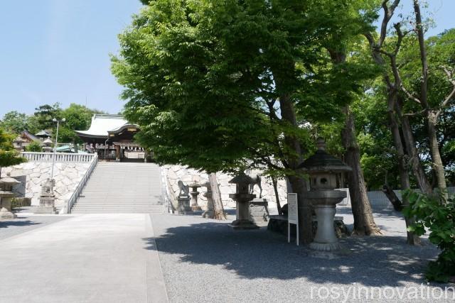 石清尾八幡宮8 見学