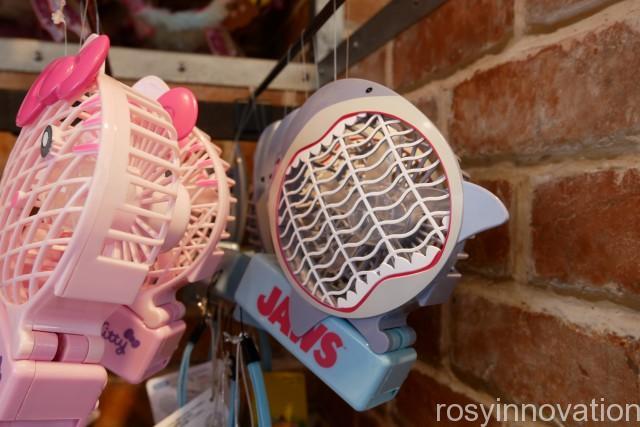 USJ夏暑さ対策グッズ2019 (3)ジョーズ扇風機