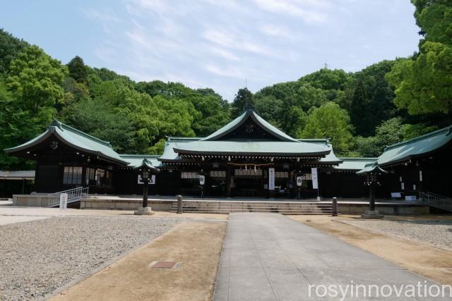岡山県護国神社 (7)
