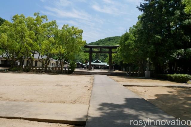 岡山県護国神社 (3)
