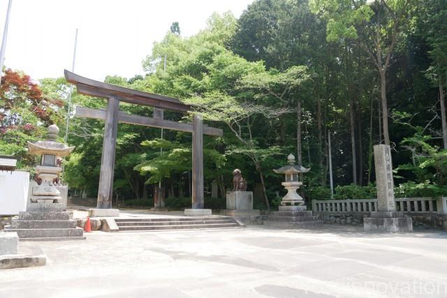 岡山県護国神社 (1)