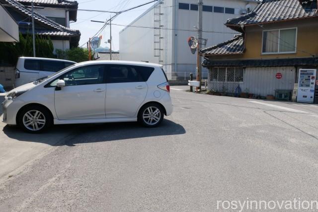 須崎食料品店 (2)車