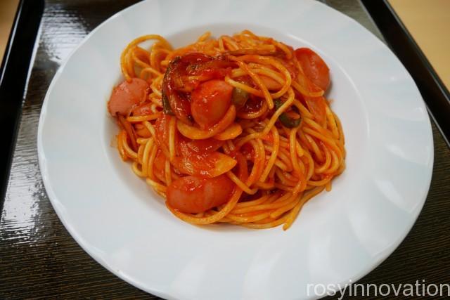 吉備国際大学食堂エスペランサ6 スパゲッティ