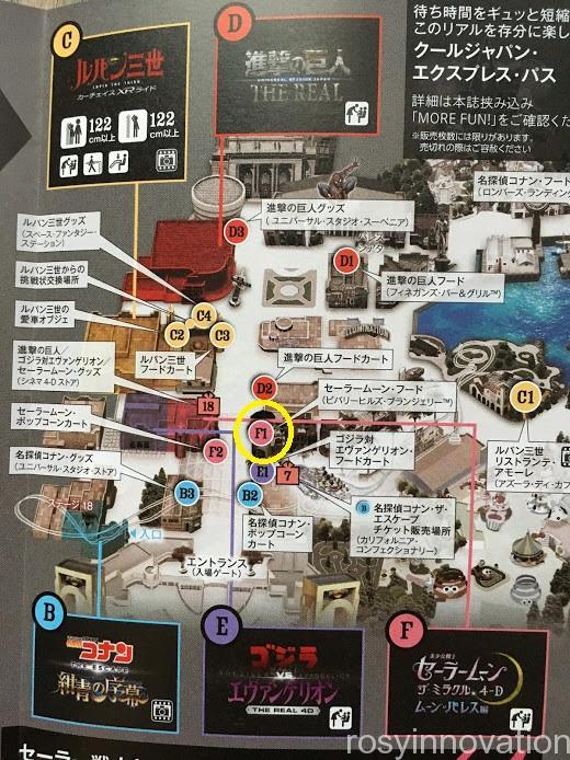 セーラームーン2019ネタバレ感想 (4)フード