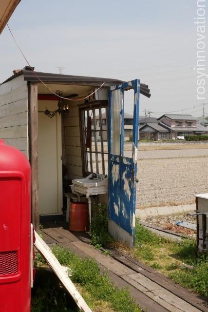 モンタギュー7 トイレ