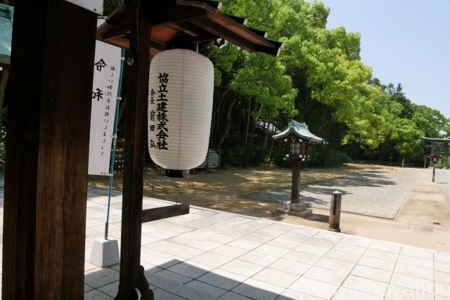 岡山県護国神社 (8)